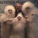 Пантомимы снежки со Светлаковым
