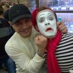 Мим и Костя Дзю